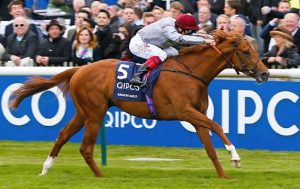 Have you heard about the the very first 2,000 guineas stakes?