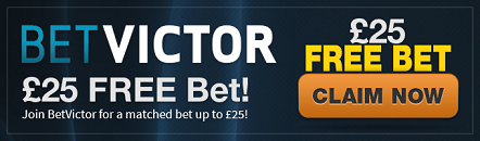 does the betvictor sportsbook offer free bets