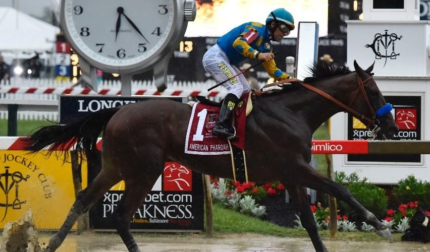 Where can you read details about the Preakness Stakes?