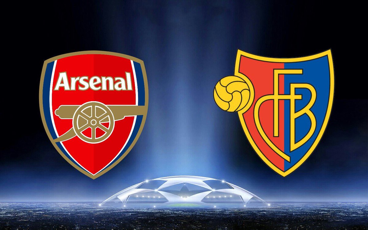 Arsenal vs. Basel Betting Odds and Review