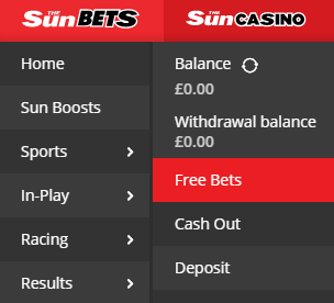 Are there many banking methods at the SunBets website?