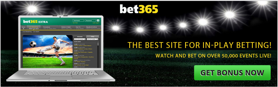 why is bet365 the best site for in play bets