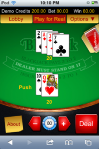 which are the best mobile apps for blackjack gambling