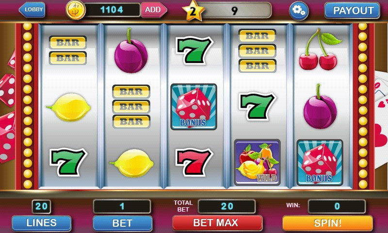 which are the best five reel real slots online