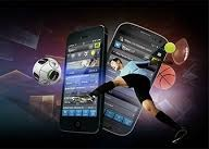 is it legal to bet on sports matches via mobile