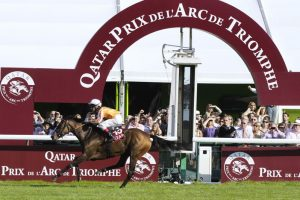Why punters like to wager on prix de l'arc de triomphe?