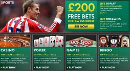 what are the top offers at the bet365 review