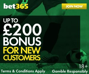 how big is the bet365 bonus for new players