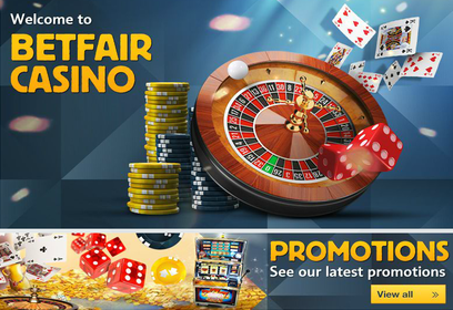 find the best casino games at betfair review