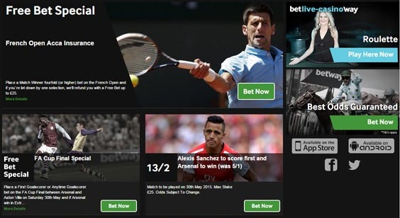 find out about the betway with our overview
