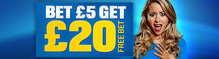 how can you claim the coral free bet offer