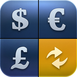 currency rate represent icon