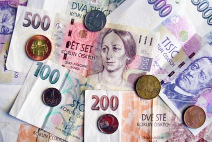 can you pay with czech currency at a bookmaker