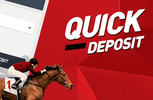 Is making a deposit the easiest part of horse gambling?