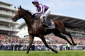 Which British competitions are related to the epsom derby?