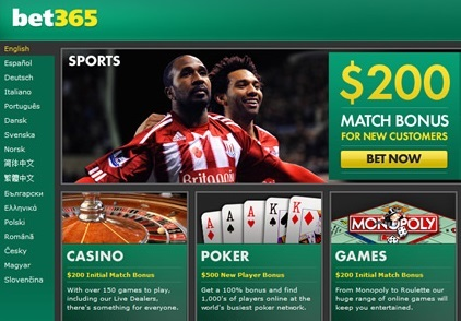 Why bet365 is the right option when it comes to football betting?