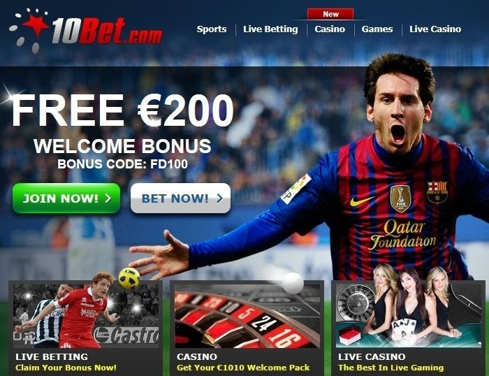10bet made an instant impact in the gambling world!
