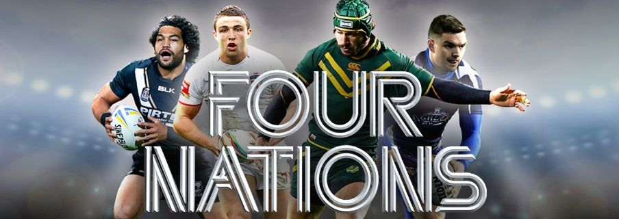 Can you bet on the Four Nations Rugby League?