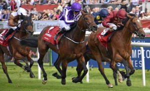 What was the original St. Leger Stakes like?