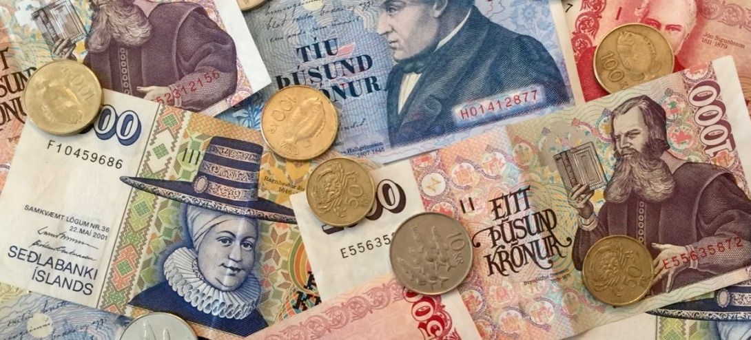 can icelandic currency be used for betting on the web