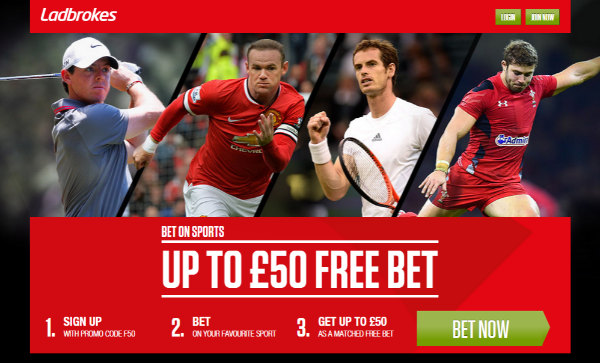 how to claim the ladbrokes free bet promotion