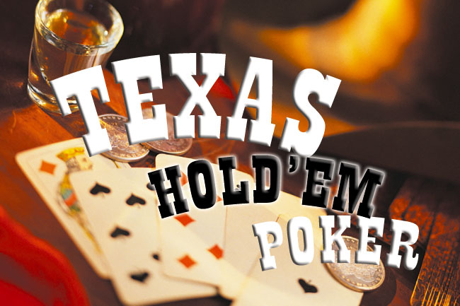 what are the requirements for texas holdem poker