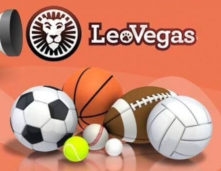 what are the bet types that leovegas can offer