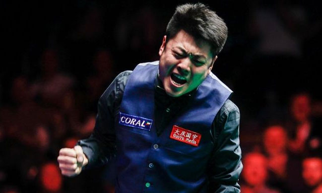 Coral will sponsor Snooker's Home Nations Series