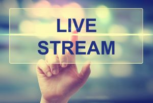 where is live streaming online available