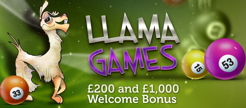 llama gaming games and slots