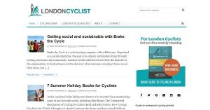 Is London Cyclist a good cycling blog?