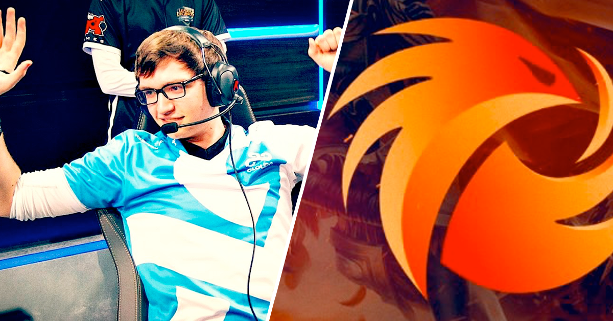 Will Meteos stay at Phoenix 1 or go back to Cloud9?