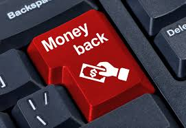 is the online moneyback available all the time