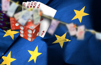where can you find the law for gambling on the web in europe