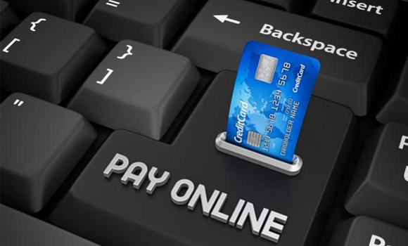 which are the top three online payment methods