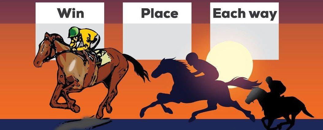 Variety of betting options for horse race punters!