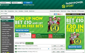 what can you find at the paddy power review