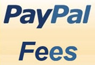 what are the fees for the paypal services
