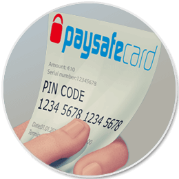 how can you get the paysafecard pin code
