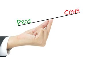 how convenient are the pros and cons for betting