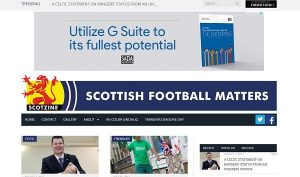 What is the best site about Scottish football?