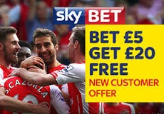 how to sign up to claim the sky bet bonus