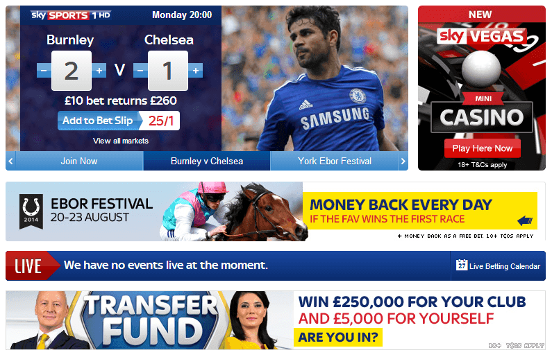 would you trust sky bet based on our verdict