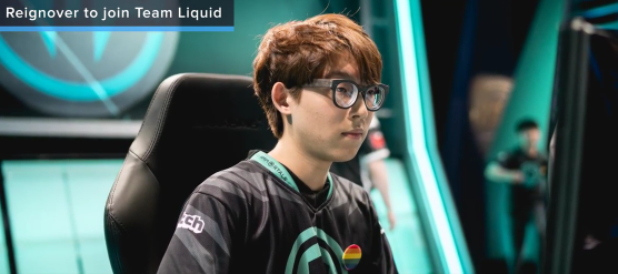 REIGNOVER WILL BE REPLACING DARDOCH IN TEAM LIQUID
