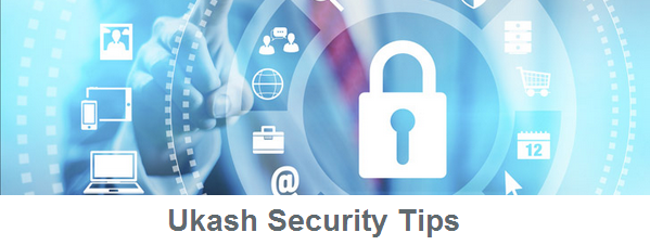 what do the ukash online security measures include