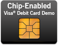 does the visa chip debit card come with big fees