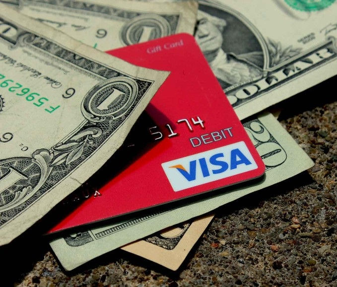 why use visa debit card for betting cash online