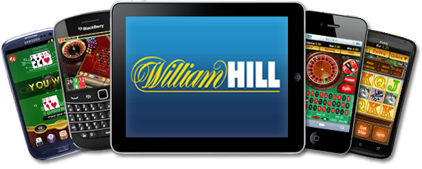 where to find william hill mobile applications