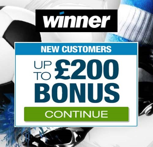 how much is the opening bonus at winner sports